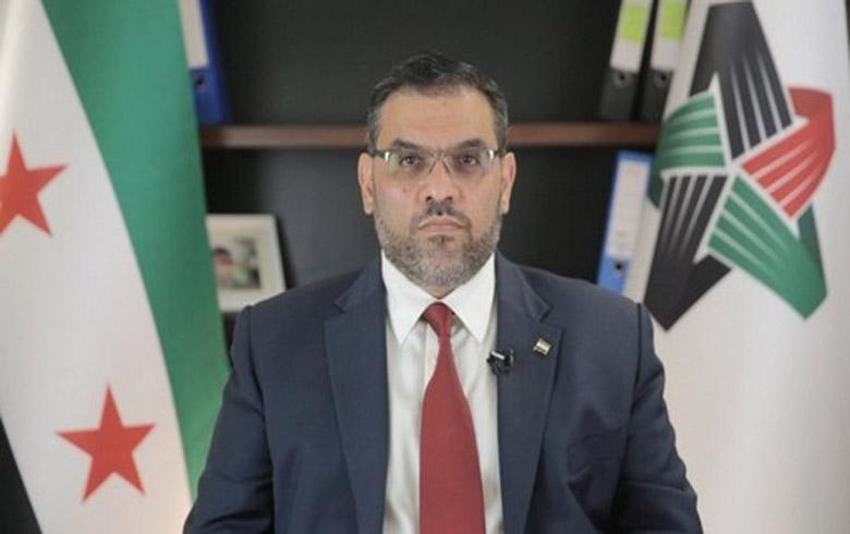 أنس العبدة: العلاقة بين الائتلاف و المجلس الوطني الكوردي علاقة شراكة