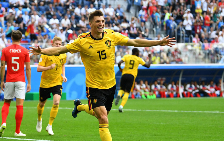 Belgium 2-0 England: Best-ever Belgians seal World Cup 3rd place with win over toothless Three