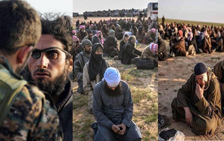 العراق يحكم بإعدام اربعة دواعش