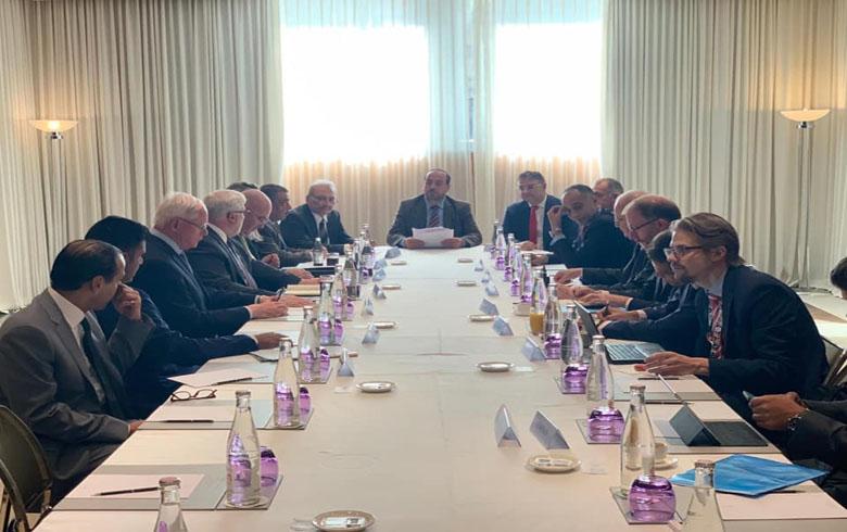 المعارضة السورية تختار أعضاء اللجنة المصغرة في اللجنة الدستورية و رئيسا للجنة