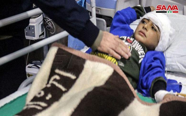عشرات الأطفال ضحايا انفجار في دير الزور