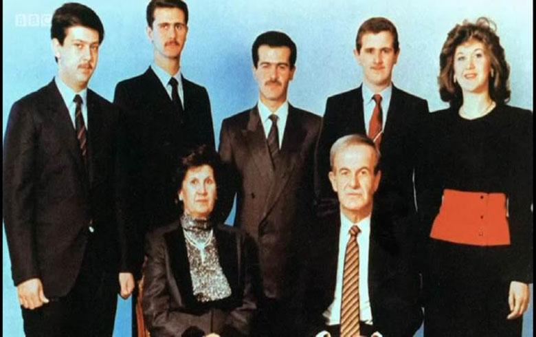 الأسد في