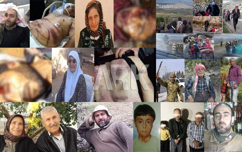 UN : Çekdar tawanên cengî li Efrînê encam didin