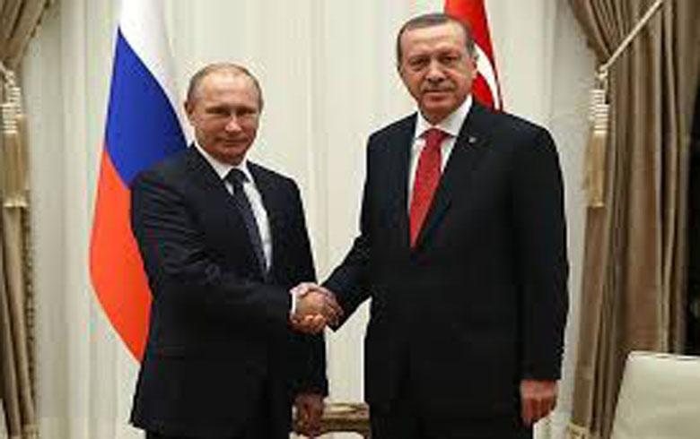 Pûtîn û Erdogan di demeke nêzîk de wê li Moskoyê bicivin