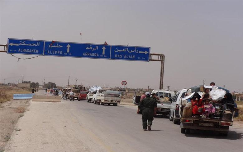 اليونيسيف: عودة أكثر من مئة ألف نازح إلى منازلهم في شمال شرق سوريا