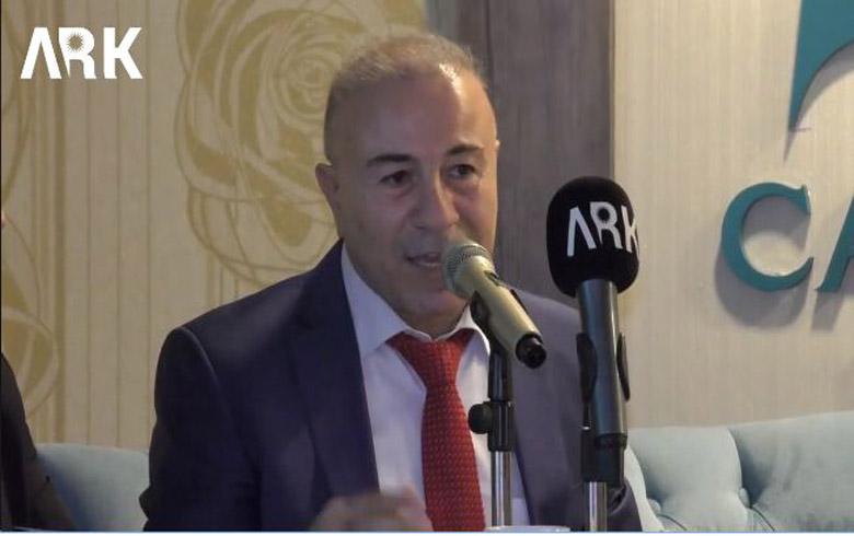د.عبدالحكيم بشار: سنجتمع مع وزير خارجية تركيا