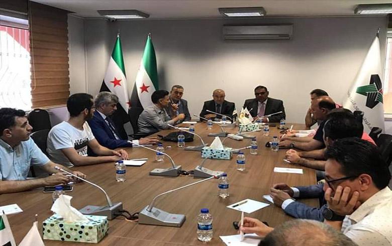 Ebdulhekîm Beşar: Rêkeftin bi PYDê re astem e
