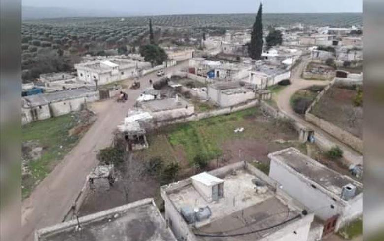 عفرين... إغلاق قرية آغجله بعد عشرات الإصابات بكورونا