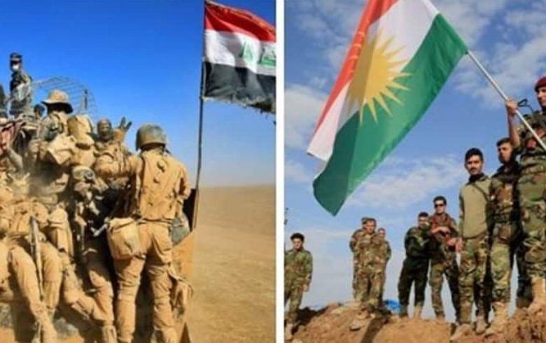 Agreement between the Peshmerga and Iraqi joint operations