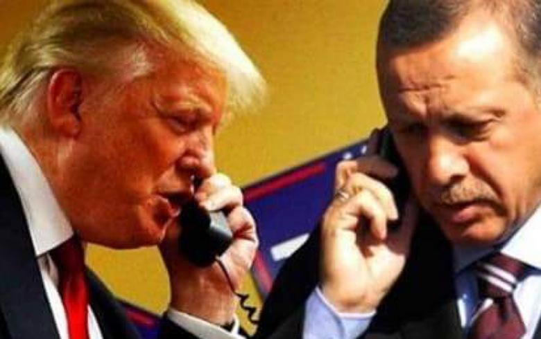 """ترامب يحذر أردوغان من """"مشكلة كبيرة"""""""