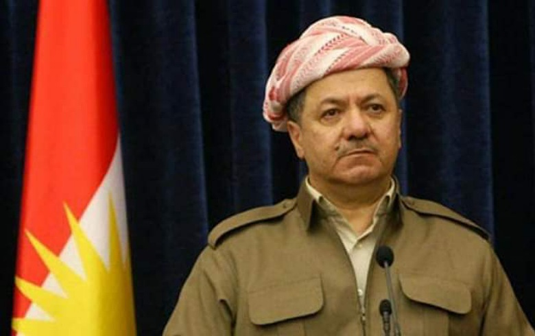 Barzani encourages Kurdish journalists to contribute to promoting peaceful coexistence