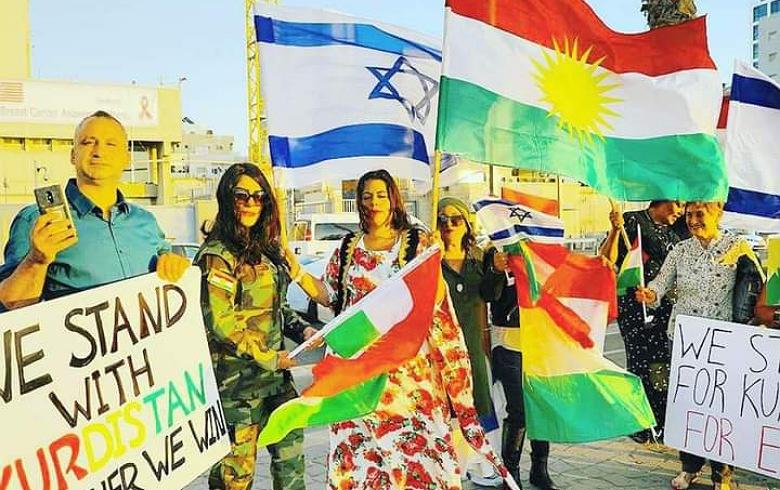 Dr. Kohîn li ser şewtandina ala Kurdistanê li Bexdayê daxuyanî da