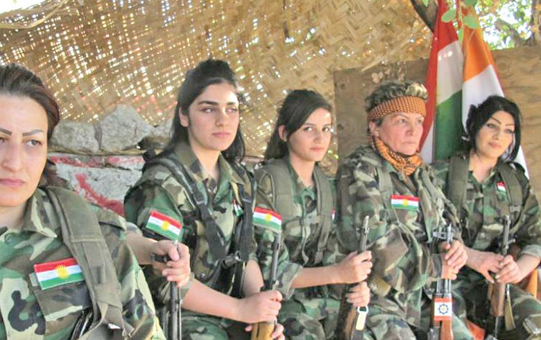 كيف رد رئيس حزب عراقي على المطالبين بنزع سلاح البيشمركة؟
