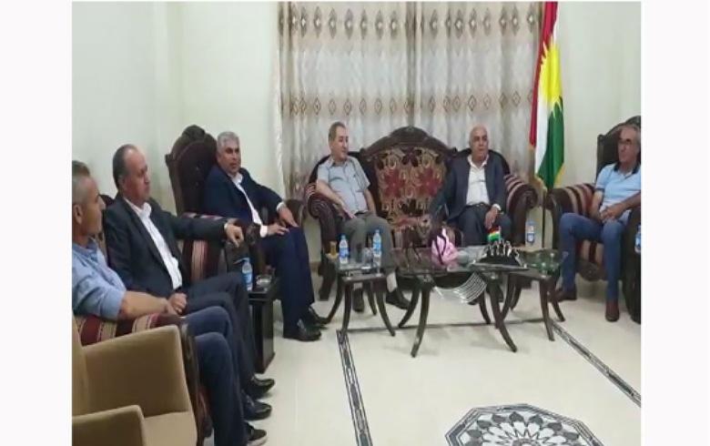 قامشلو... PDK-S يجتمع مع تيار مستقبل كوردستان سوريا