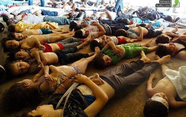 46 دولة يدعون إلى معاقبة النظام السوري