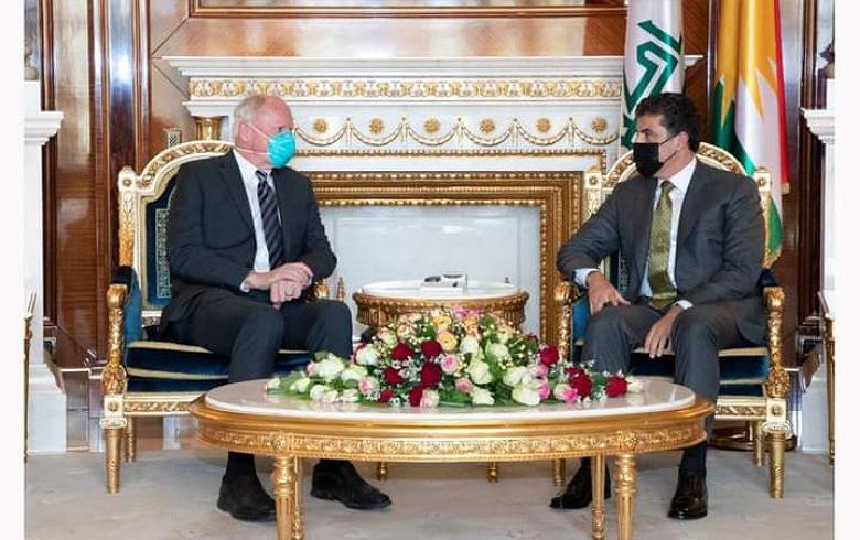 جيفري يعبّر عن دعم وارتياح أمريكا للحوار بين الأطراف الكوردية في سوريا