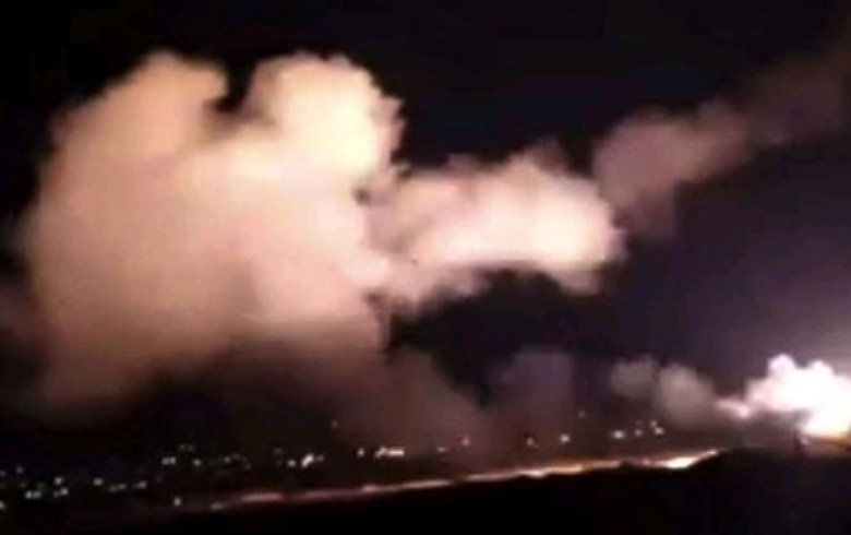 قصف إسرائيلي على السفيرة