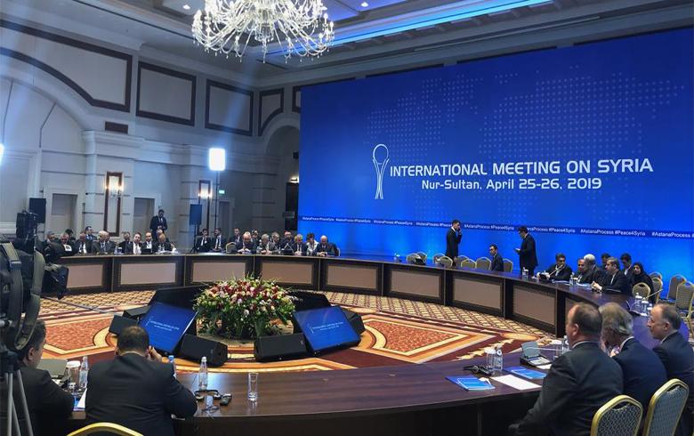 العراق: سنشارك في اجتماعات أستانا حول سورية
