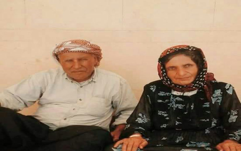 Afrin ... Armed groups kill an old man by stones