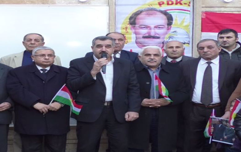 د. أحمد ملك: الأيادي القذرة استهدفت الشهيد نصرالدين برهك برصاصات الغدر
