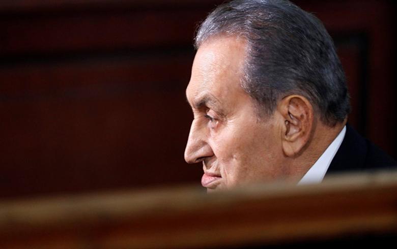 حسني مبارك يكشف شخصية منعت السلام بين سوريا وإسرائيل