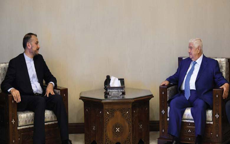 النظام يكشف عن نقطة الخلاف المتبقية حول اللجنة الدستورية