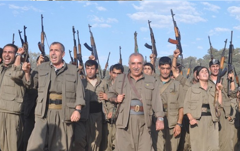 تقرير صحفي نقلاً عن مصادر أمريكية: هجوم أربيل نفذته مجموعتان من الحشد و PKK