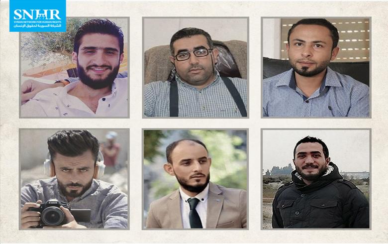 سجون ب ي د و قسد....قرابة 3 آلاف شخص ما يزالون قيد الاعتقال  أو الاختفاء القسري
