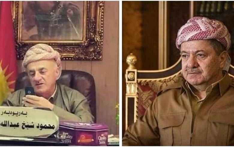الرئيس مسعود بارزاني يعزّي برحيل ابن عمه