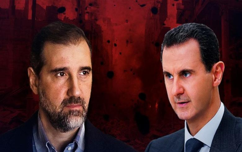 بلومبيرك تكشف حقيقة العداء بين بشار الأسد ورامي مخلوف