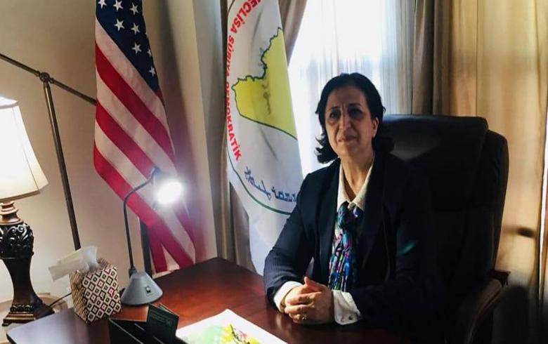 سينم محمد: للمنطقة الآمنة تبعات ايجابية من أجل عفرين