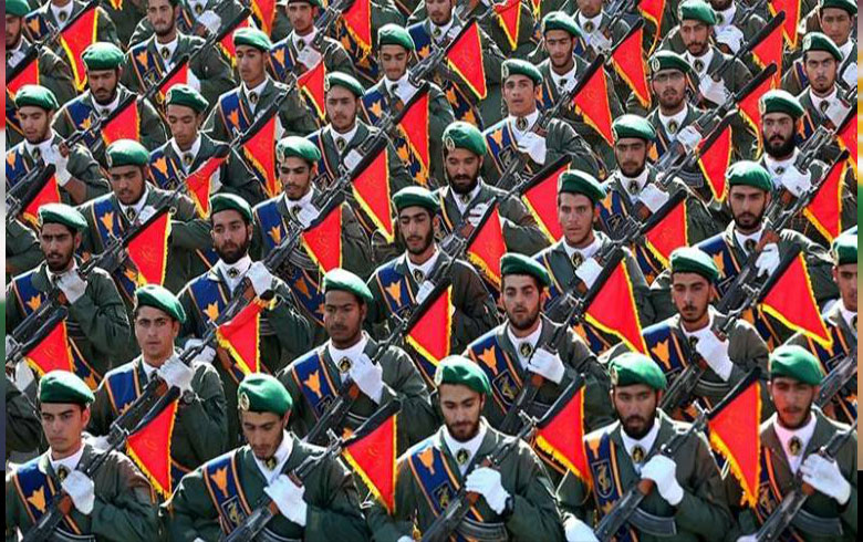 واشنطن تصنف الحرس الثوري الإيراني
