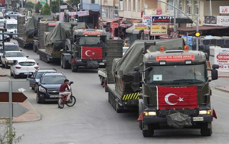 غراهام: المنطقة الآمنة «غير عسكرية» ستديرها قوات دولية
