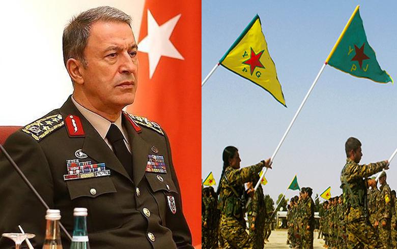 تركيا: الكورد ليسوا أعدائنا وهدفنا فقط محاربة الإرهاب في سوريا
