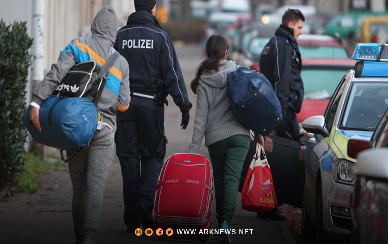 A German court punishes a Syrian refugee who beat his wife and attempts to forcibly return his children to Syria