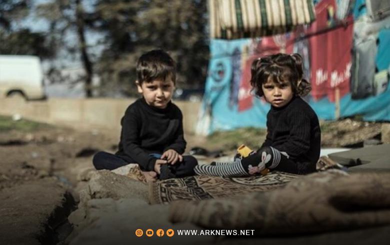 مقتل 43 طفلاً وإصابة 84 منذ بدء وقف إطلاق النار شمال غرب سوريا