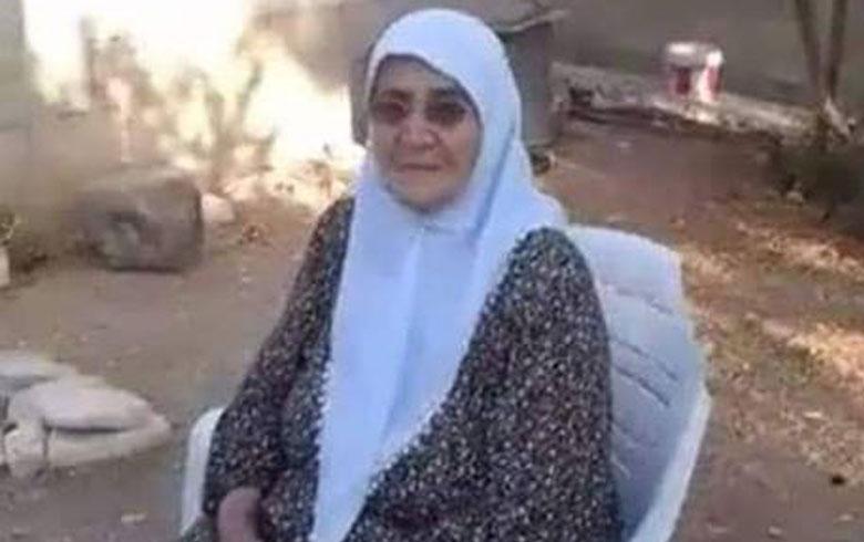 Efrîn .. Jineke kurd bi şêweyekî hovane hate terorkirin