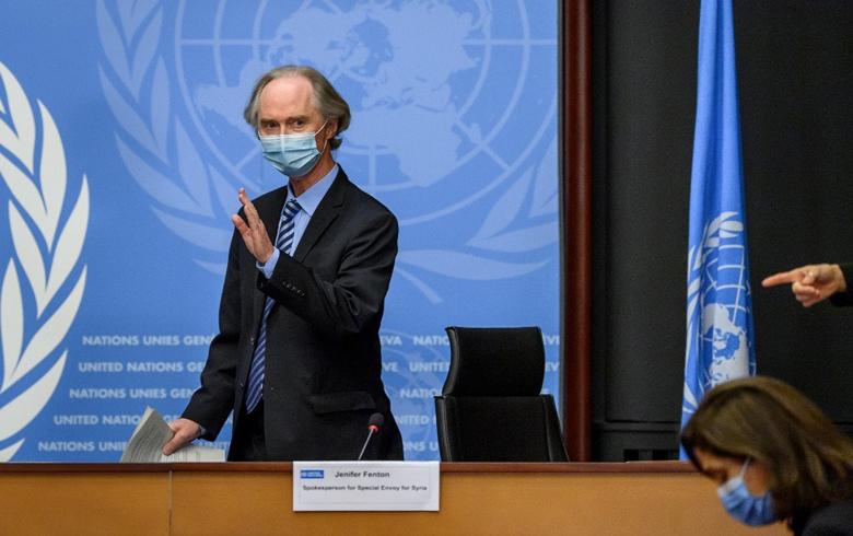 بحضور ممثل الـكورد انطلاق الجولة الرابعة لاجتماع اللجنة الدستورية السورية المصغرة