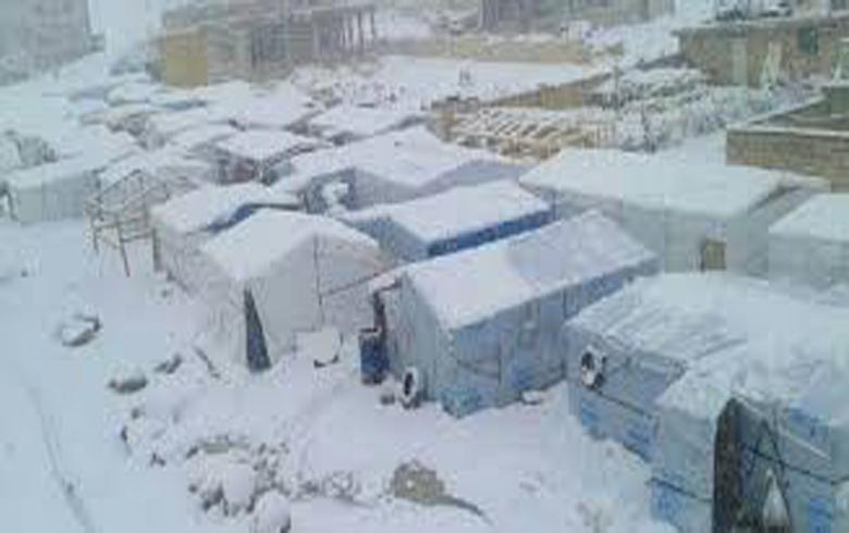 الأمم المتحدة: نزوح 800 ألف شخص من إدلب بسبب تصعيد النظام