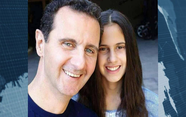 Zain Bashar al-Assad in Turkey rents 6 luxury cars and takes a trip on a yacht at sea