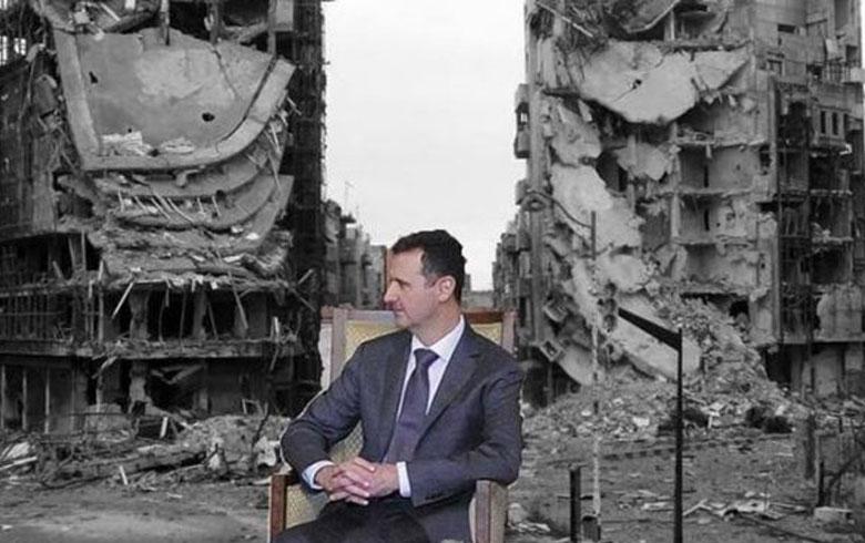Emerîka: Dûbareavakirina Sûriyê bi çareseriya siyasî ve girêdayî ye