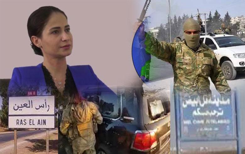 Tawanên Efrînê li Girê Spî û Serê Kaniyê dûbare dibin