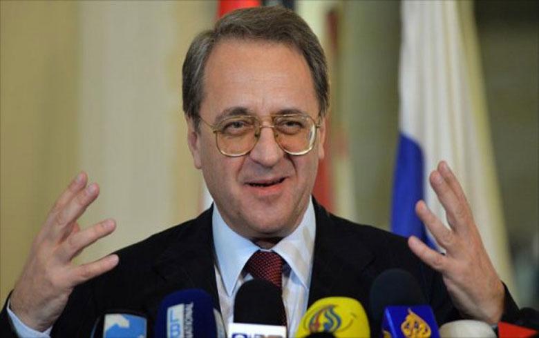 بوغدانوف: الأمم المتحدة تصر على استبدال 6 أسماء من اللجنة الدستورية السورية