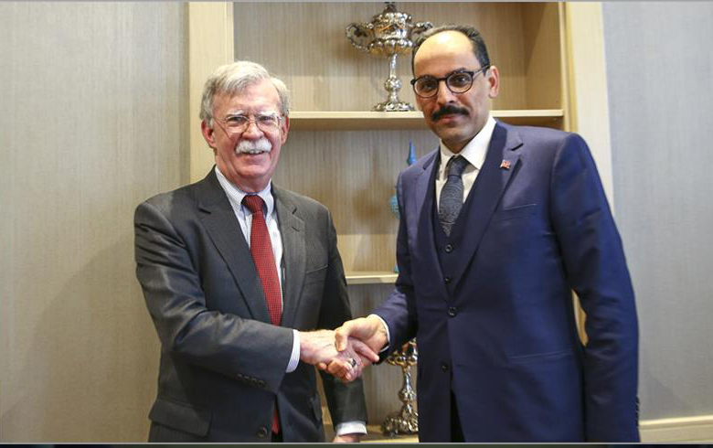 Erdogan refuses to meet with Bolton