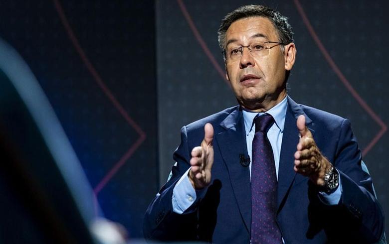 رئيس برشلونة يستقيل والنادي يمر بمرحلة صعبة