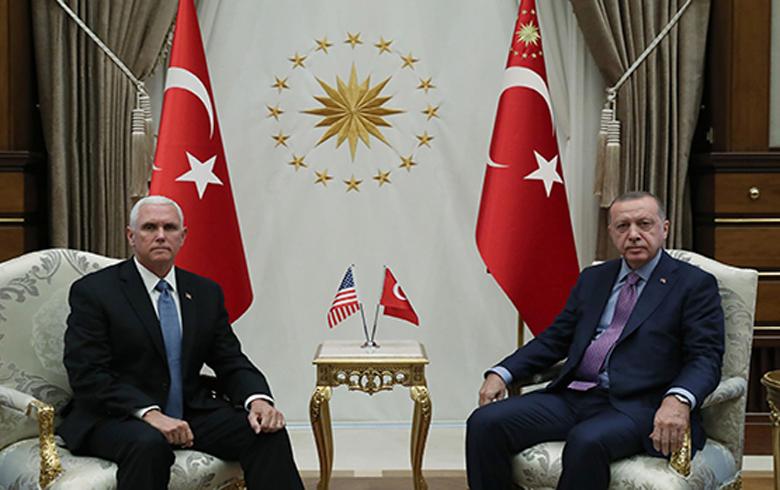 نص اتفاقیة أمريكا وتركيا حول وقف العملية العسكرية التركية على شرق الفرات