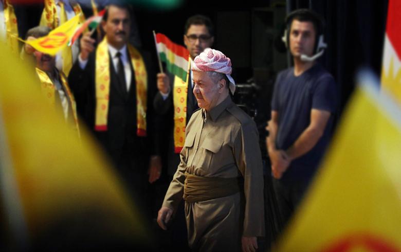 الرئيس بارزاني: أود أن أفهم ماذا تريد أمريكا من الكورد في كوردستان سوريا