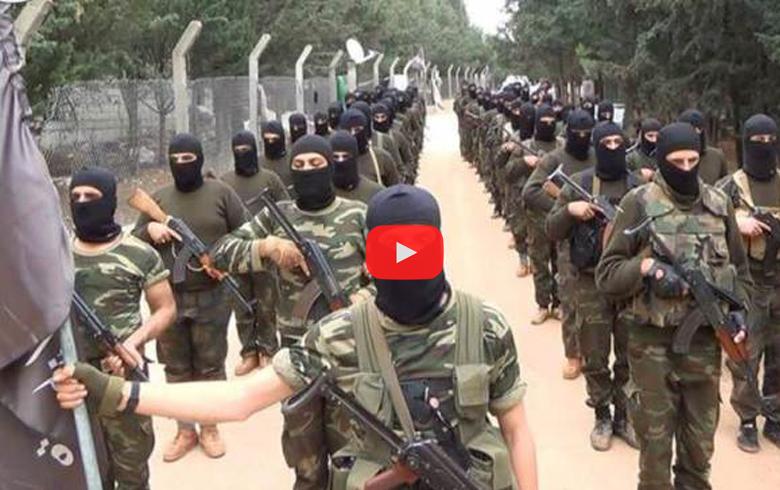 Fermandarekî opozisyonê banga koçkirin û derxistina Kurdan ji Efrînê dike