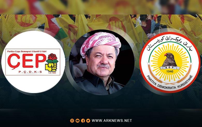 اليسار الديمقراطي الكوردي: إن ما حققه الكورد في المناطق الكوردستانية هو بمثابة استفتاء آخر