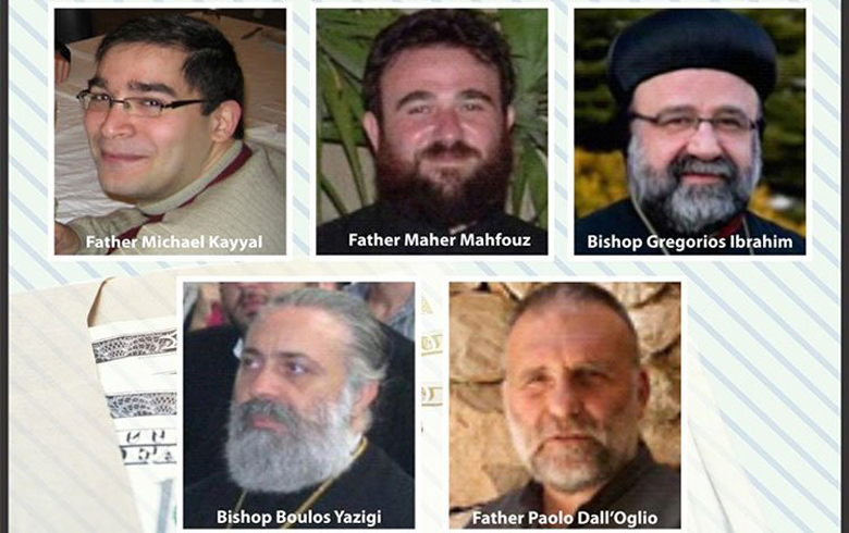 The US allocates $ 5 million to find out the fate of five Christian clerics kidnapped in Syria